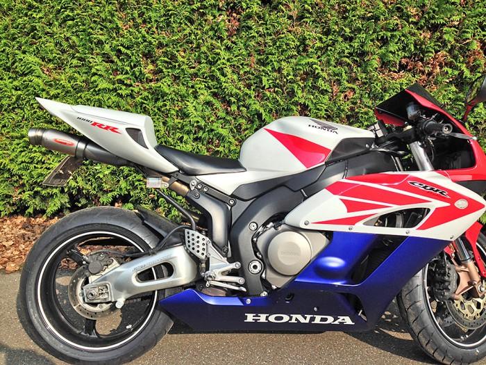 Moto GP titanium